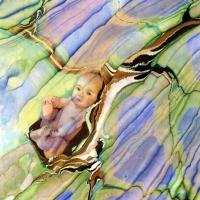 Sliding Baby